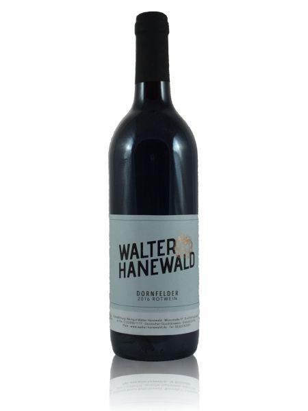 2017er Dornfelder Rotwein Qualitätswein 0,75l
