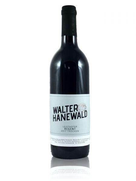 2017er Leistadter Regent Rotwein Qualitätswein trocken 0,75l