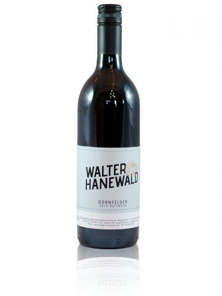 2019er Dornfelder Rotwein Qualitätswein 0,75l